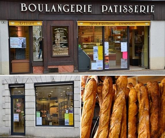 Banderole boulangerie
